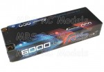 Gens ace 2S 6000mAh 70C Hardcase-47-RS