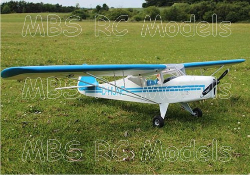 David Boddington / D.B. Sport & Scale Auster J1 (2210 mm)