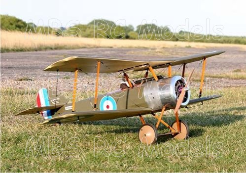David Boddington / D.B. Sport & Scale  Sopwith Pup E