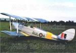 David Boddington / D.B. Sport & Scale De Havilland Tiger Moth