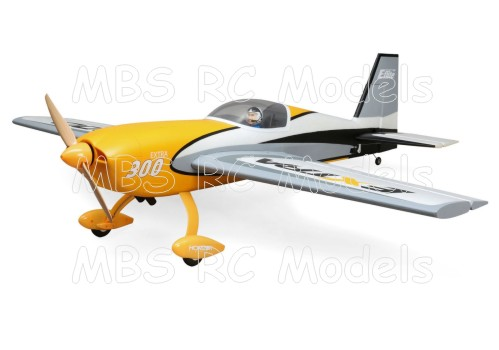 E-Flite Extra 300 3D 1.3m BNF Basic med AS3X & SAFE Select (EFL11550)