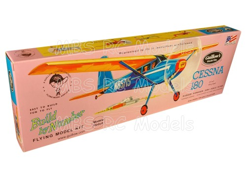 Guillow´s Cessna 180 startkit