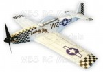 P-51D Mustang ARF Contrary Mary