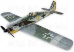 Focke-Wulf FW 190A ARF Eagle Head