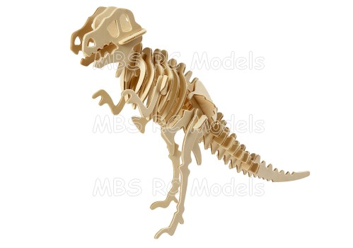 3D-pussel, dinosaurie