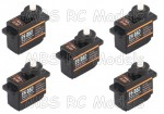 5-pack EMax ES08D, digitala servon