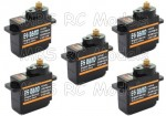 5-pack EMax ES08MD, digitala servon